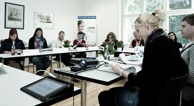 Seminare, Workshops, Vorträge